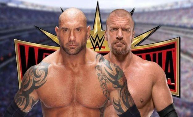 Dos combates Wrestlemania 35