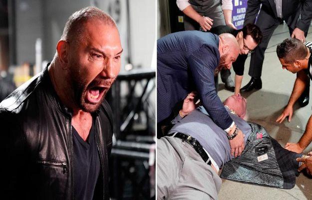 WWE RAW 25 de febrero