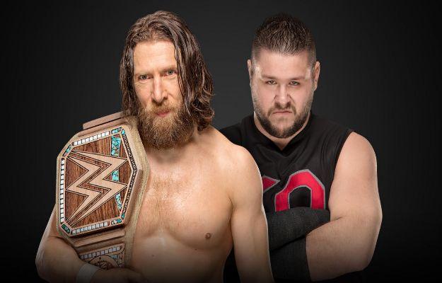 Daniel Bryan vs Kevin Owens en WWE Fastlane