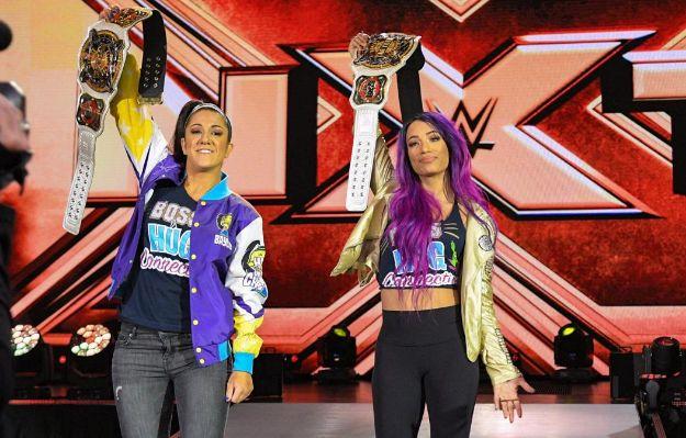 Resultados de NXT del 27 de febrero