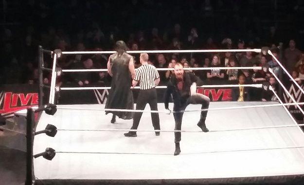 Resultados de WWE RAW del 3 de marzo