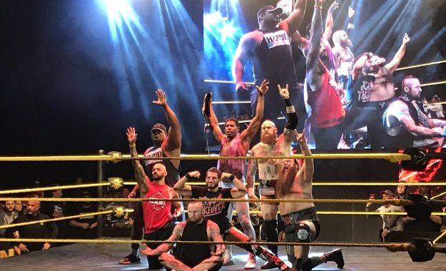 Resultados de NXT del 2 de marzo