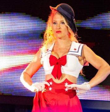 Lacey Evans WWE