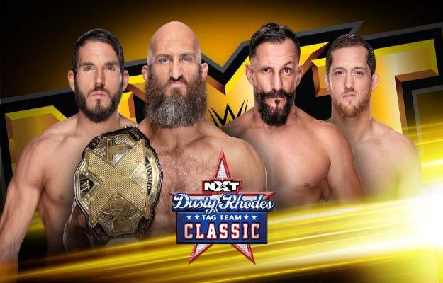 Previa NXT del 6 de marzo