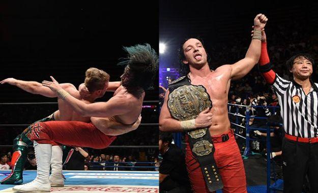 NJPW 47º Aniversario
