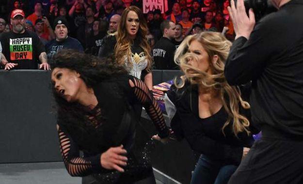 Divas of Doom WWE