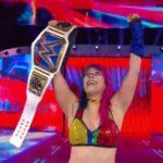 WWE Fastlane 2019: Asuka derrota a Mandy Rose