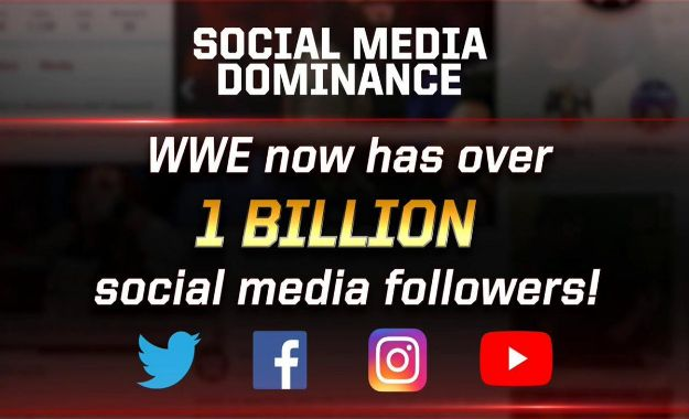 WWE supera el Billon de seguidores