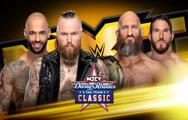 WWE NXT 13 de Marzo (Cobertura y resultados en directo)