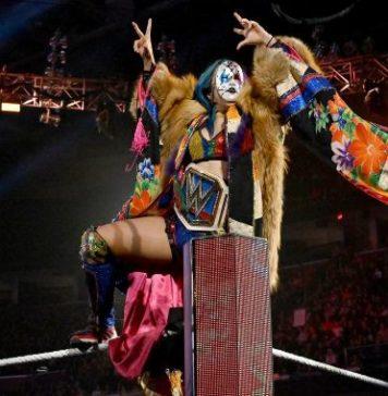 Cambios para Asuka en Wrestlemania