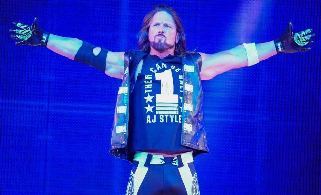 AJ Styles renueva con WWE