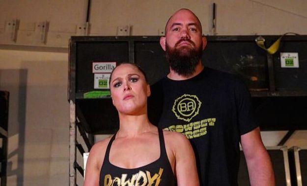 Travis Browne WWE