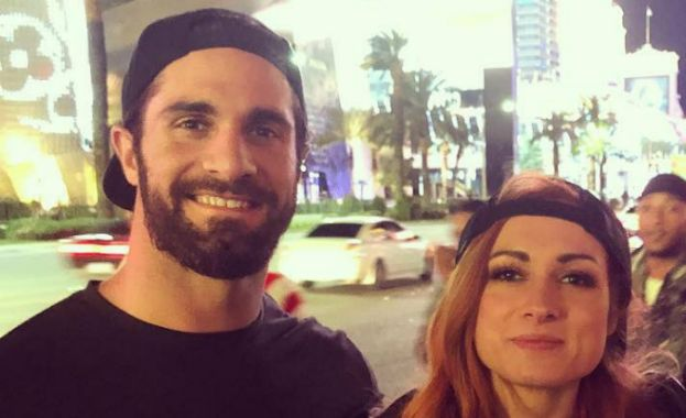Seth Rollins y Becky Lynch nueva pareja?