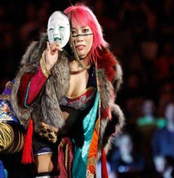 Planes para Asuka en Wrestlemania 35