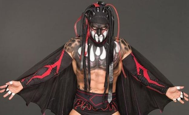 Demon Balor Wrestlemania 35