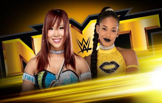 Previa NXT 3 de abril
