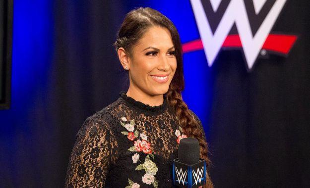 Dasha Fuentes WWE