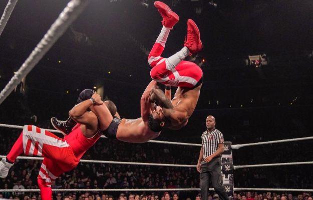 Resultados NXT 10 de abril