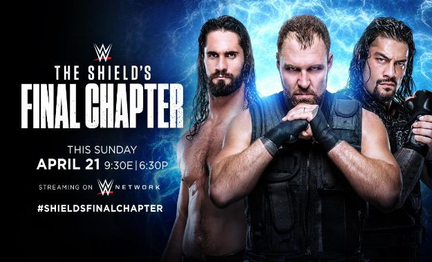 The Shield en WWE Network