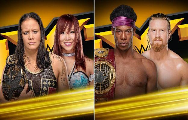 Previa de NXT del 17 de abril