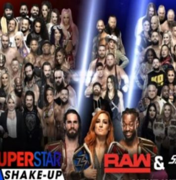 Roster WWE