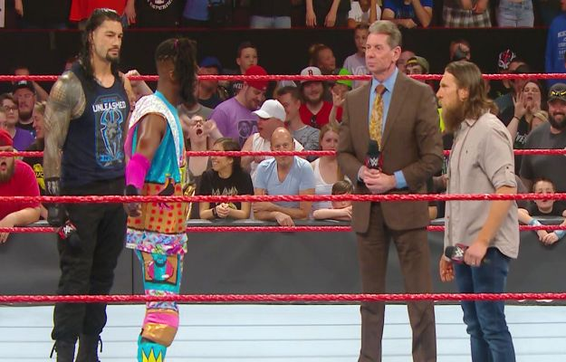 Wild Card WWE