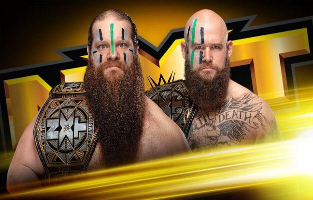 Previa NXT 15 mayo