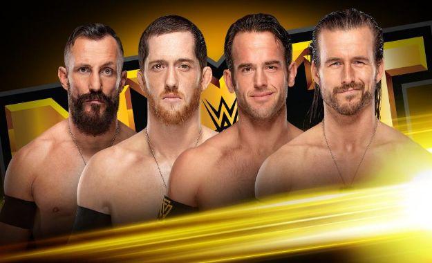Previa NXT 22 mayo