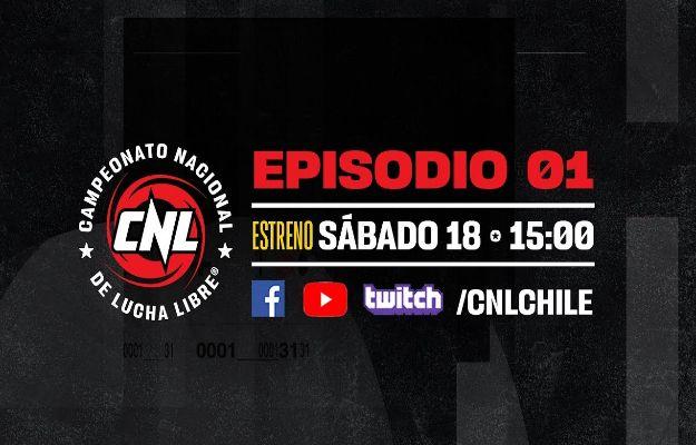 CNL Lucha Libre