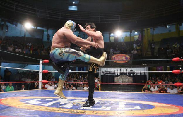CMLL Resultados