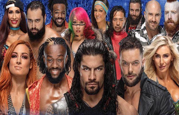luchador WWE