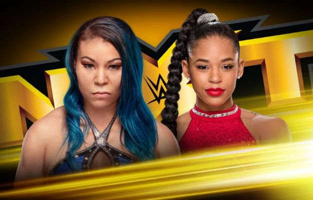 Previa NXT 5 junio