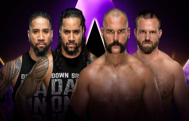 KickOff WWE SuperShowDown