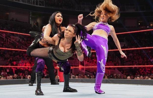 Vídeos WWE RAW