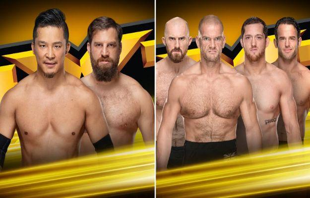Previa NXT del 12 de junio