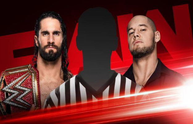 Planes árbitro WWE