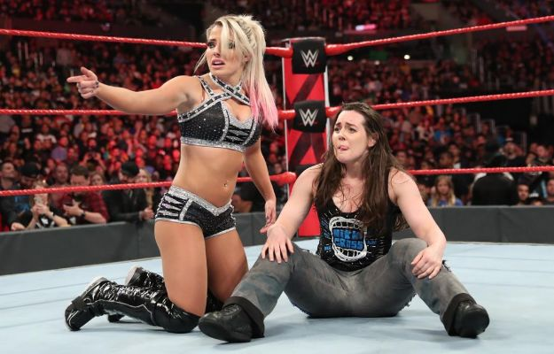 Vídeos WWE RAW 17 junio