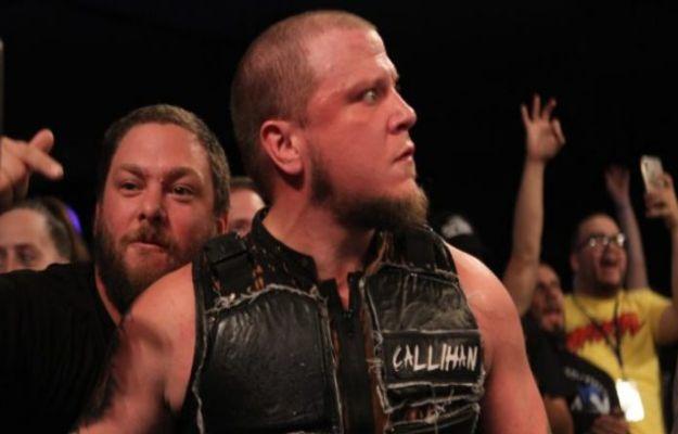 Sami Callihan MLW