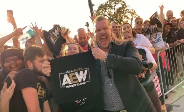 Jericho sobre AEW