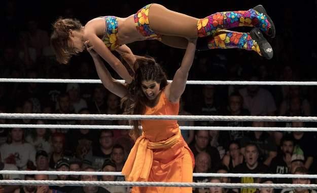 Kavita Devi sobre los WWE Tryouts en India