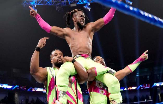 WWE Smackdown Live 19 de Febrero