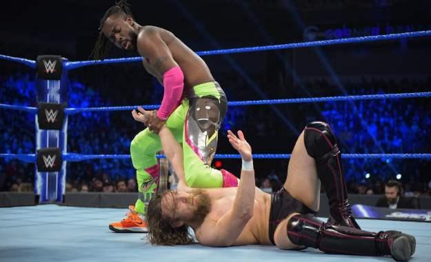 mbio de planes para el WWE Championship en Fastlane