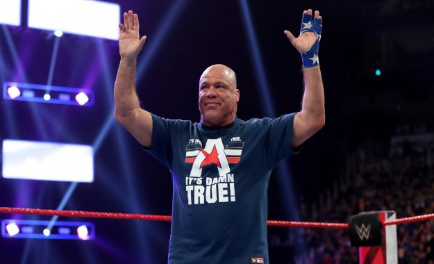 Kurt Angle confirma su combate de despedida en WrestleMania 35