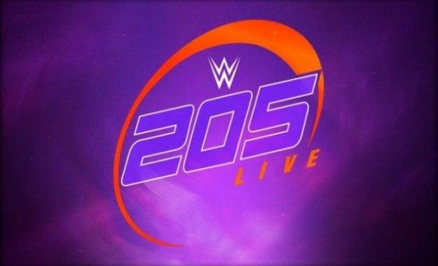 resultados de WWE 205 Live de 22 de Mayo