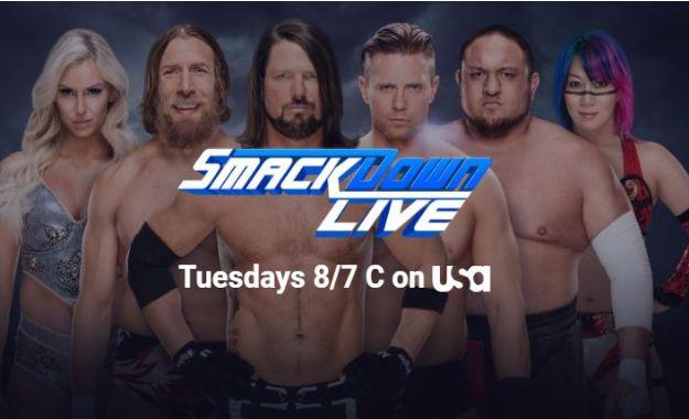 protagonistas de SmackDown