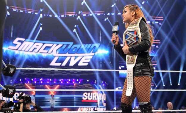 Becky Lynch quiere ser main event de WWE WrestleMania 35