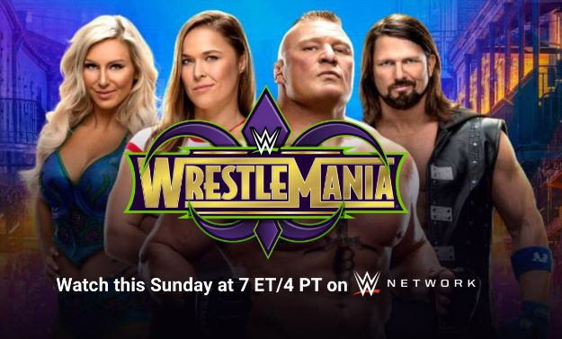 WWE noticias main event de wrestlemania
