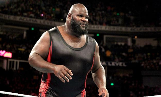Mark Henry sobre WWE Greatest Royal Rumble