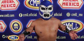 Microman en caliente Viernes Espectaculares CMLL 11/10/2019