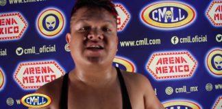 Chamuel en caliente Viernes Espectaculares CMLL 11/10/2019